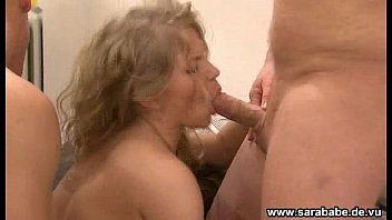 6-movies.com - German threesome at home 2 girls and 1 guy -
